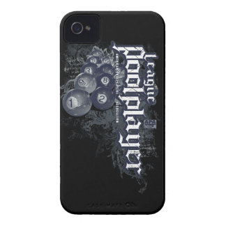 League Pool Player iPhone 4 Case-Mate Cases