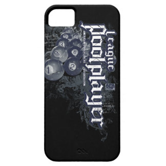 League Pool Player iPhone 5 Case