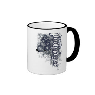 League Pool Player Coffee Mugs