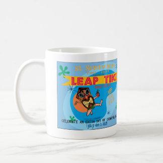 Leak Tiki Coffee Mug