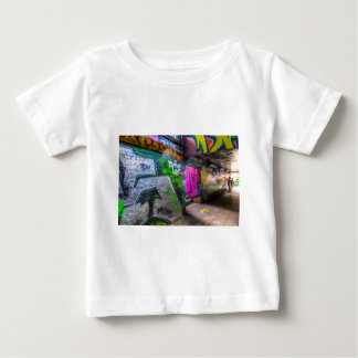 Leake Street London Graffiti Baby T-Shirt