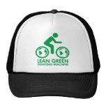 Lean Green Fighting Machine Mesh Hat