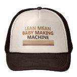 Lean Mean Baby Making Machine