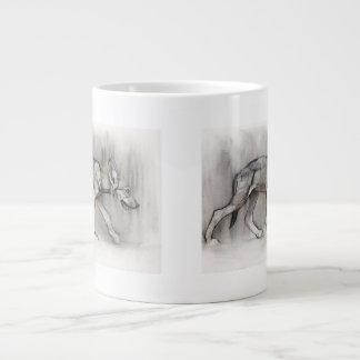 Lean Pup Jumbo Mug