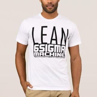 LEAN Six Sigma Machine T-Shirt