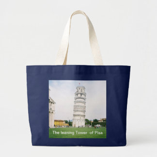 Leaning Tower of Pisa  Italy  Bag