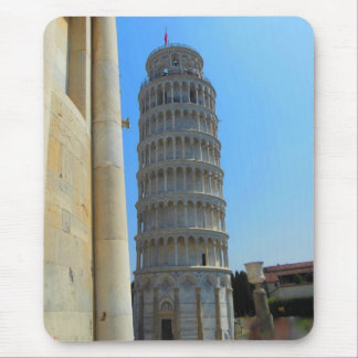 Leaning Tower of Pisa Italy Mouse Pad
