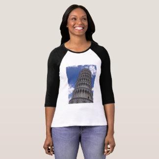 Leaning Tower of Pisa (Italy) T-Shirt