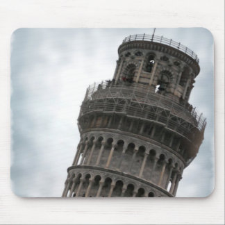 Leaning Tower of Pisa Mouse Pad