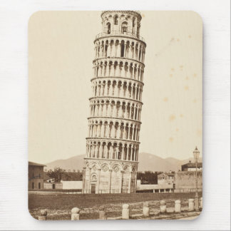 Leaning Tower of Pisa Mousepads