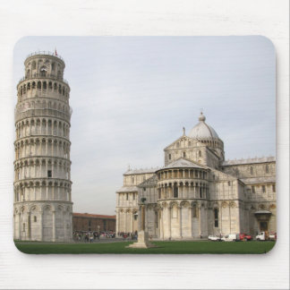 Leaning Tower of Pisa  mouspad Mouse Mat