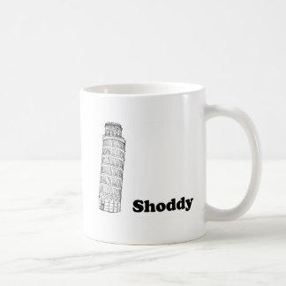 Leaning Tower of Pisa - Shoddy Coffee Mugs