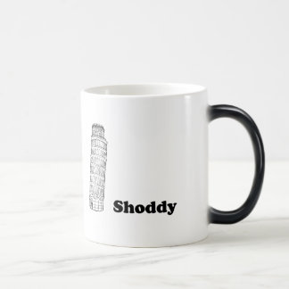 Leaning Tower of Pisa - Shoddy Morphing Mug