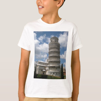 Leaning Tower Of Pisa T-Shirt