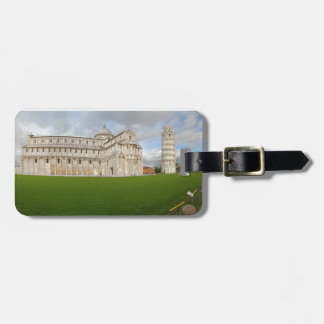 Leaning Tower of Pisa Tag For Bags