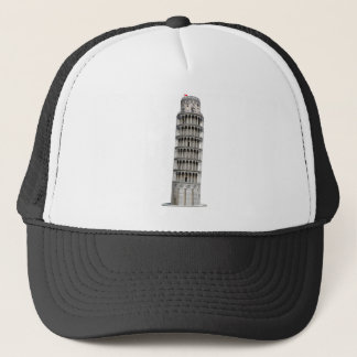 Leaning Tower of Pisa: Trucker Hat