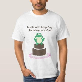 Leap Day Birthday Shirt