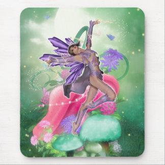 Leap for Joy .. fairy art Mouse Pad