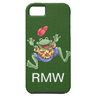 Leap Frog iPhone5 Case - SRF iPhone 5 Case