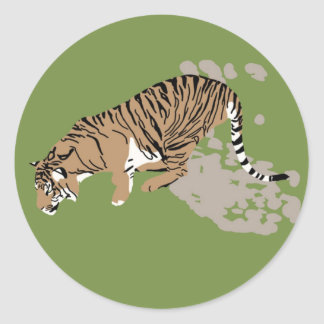 Leap Sticker