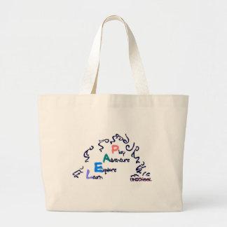 LEAP Unschool Bag