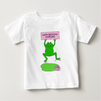 Leap Year Birthday, Leapling February 29th Baby T-Shirt