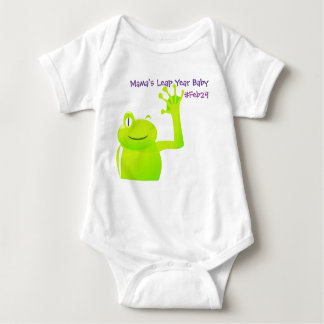 Leap Year/ Leap Day Baby Dress