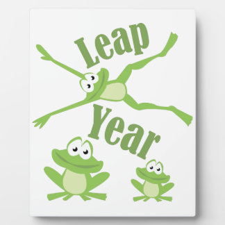 Leap Year Plaque