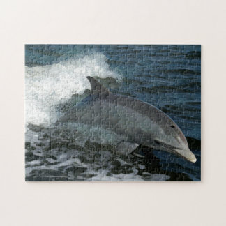 Leaping Dolphin Jigsaw Puzzle