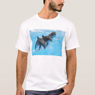 Leaping Dolphins T Shirt