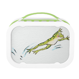 Leaping Frog 2 Lunch Box