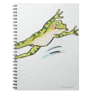 Leaping Frog 2 Notebook