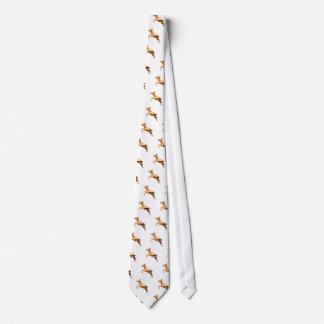 Leaping Gazelle Tie