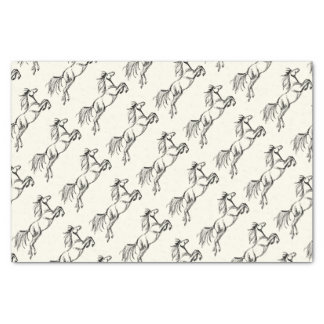 Leaping Horse Tissue Paper