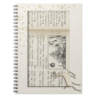 Leaping into Christmas Notebooks