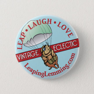 Leaping Lemming Button