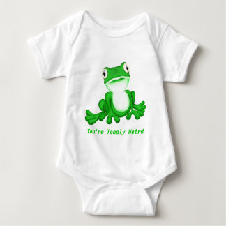Leaping Lenny Baby Bodysuit