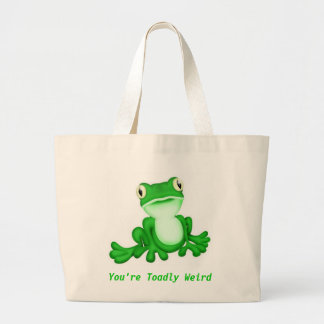 Leaping Lenny Canvas Bags
