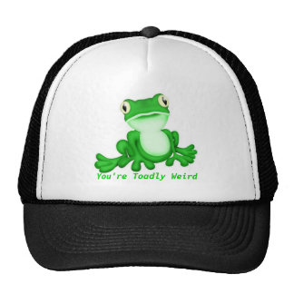 Leaping Lenny Mesh Hats
