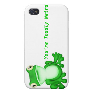 Leaping Lenny iPhone 4/4S Covers