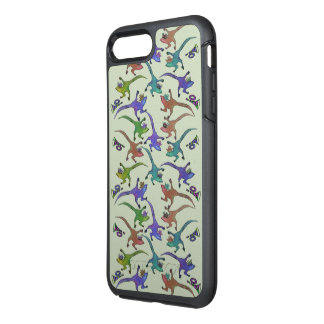 Leaping Lizards OtterBox Symmetry iPhone 7 Plus Case