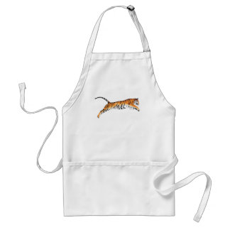 Leaping Tiger Standard Apron
