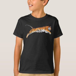 Leaping Tiger T-Shirt