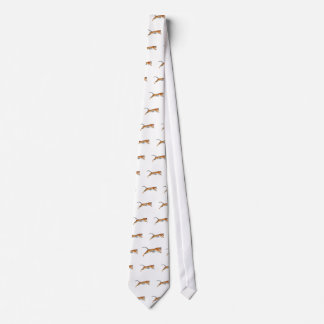 Leaping Tiger Tie