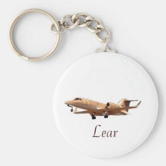 Lear Jet at LAX CLEAN, Lear Key Ring