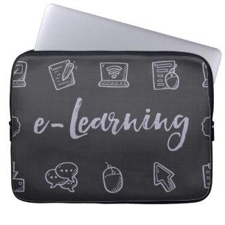 Learing Education Blackboard Laptop Sleeve