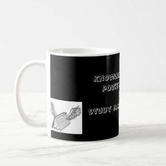Learn and be evil coffee mug