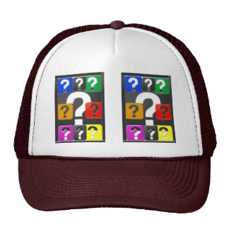 Learn to QUESTION -GIFTS, T-shirts,Cases, Jewels Trucker Hat