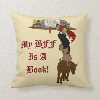 Learn To Read Cushion