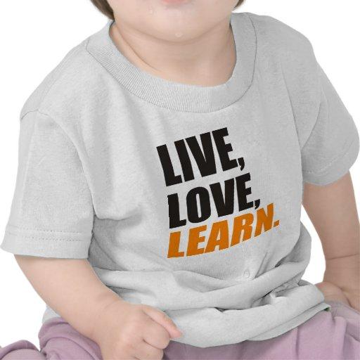 learn t shirt